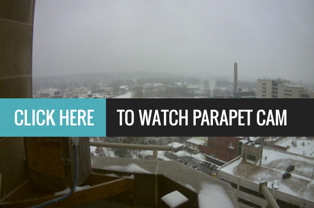 Watch the Parapet Cam